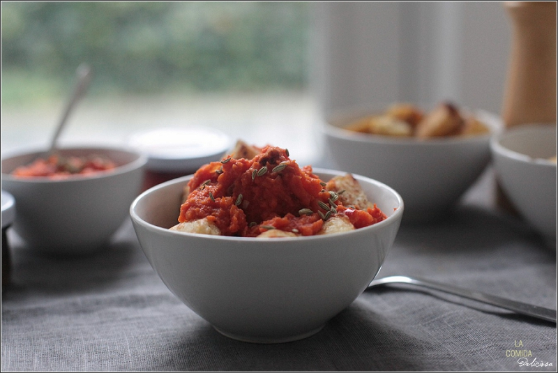 La Comida Deliciosa | Bravas saus | Bravas sauce | Salsa